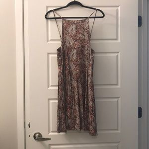 American Eagle Outfitters Paisley Dress